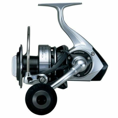 DAIWA 12 CATALINA 5000 spinning reel New Worldwide shipping from Japan