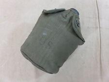US Korea Viet Nam Feldflasche mit Bezug u. Becher 57-63 / water canteen + cup