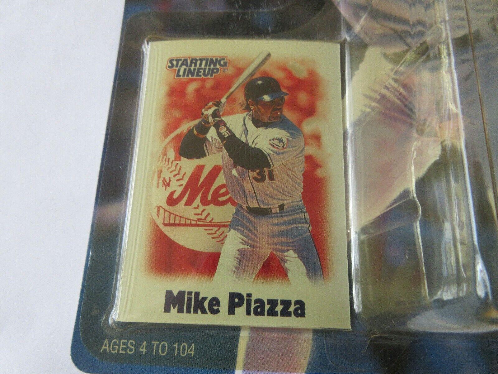 Mike Piazza , Starting Lineup , Baseball 2000 , Sports