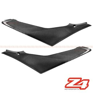 2007-2008-Suzuki-GSX-R-1000-Gas-Tank-Side-Trim-Cover-Fairing-Cowl-Carbon-Fiber
