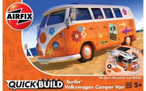 Airfix-J6032-Quickbuild-VW-Camper-Van-Surfin