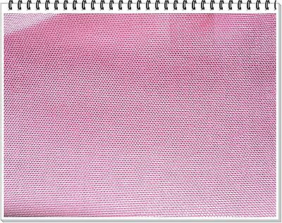 "500 D  Coated Nylon CORDURA  Fabric ~58""-60"" wide by 1 yard. color~ Baby Pink"