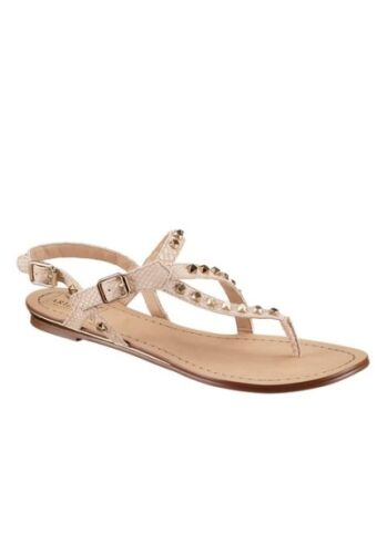 Chic sandales//Orteils sentant avec rivets de l/'Arizona taille 39