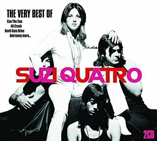Suzi Quatro - The Very Best Of (Digipack) [CD]