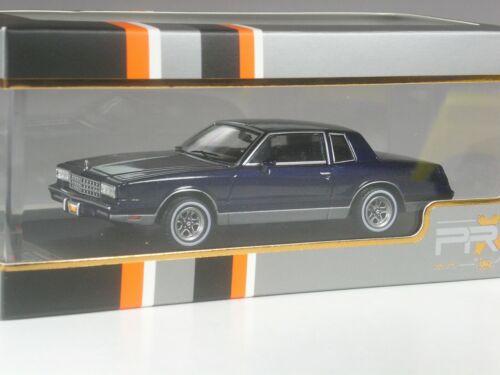 PremiumX Chevrolet Monte Carlo 1981 in 1:43 in OVP Klasse