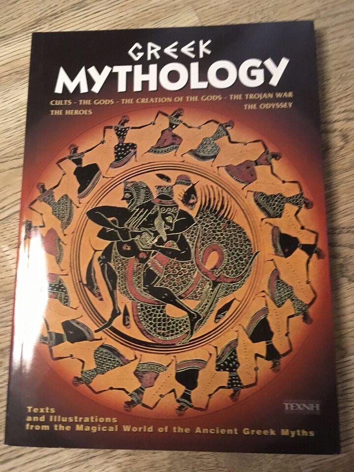 Greek Mythology, emne: historie og samfund
