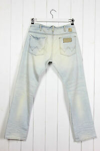 0053d724 NEW WRANGLER BLUE BELL 2MWZ MADE IN USA JEANS 12OZ SLIM TAPERED W32 ...