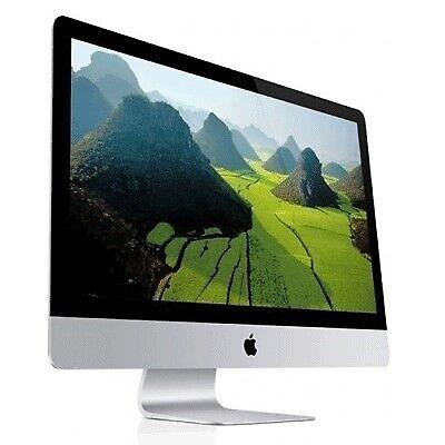 "iMac, Apple iMac 21"" 2,7GHz 256GB SSD 8GB (Late..."