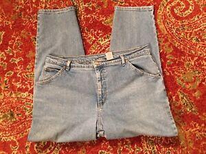 eccd1a2feb Just My Size JMS Woman's Blue Denim Jeans sz 20W/29 Straight Leg ...