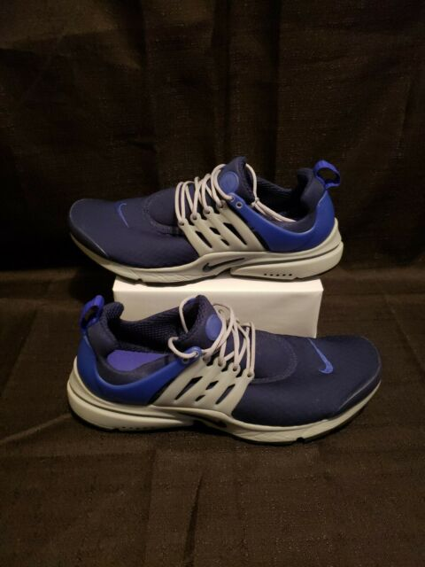6f80bbc17cfce Nike Air Presto Essential Mens 848187-400 Paramount Blue Running Shoes Size  12
