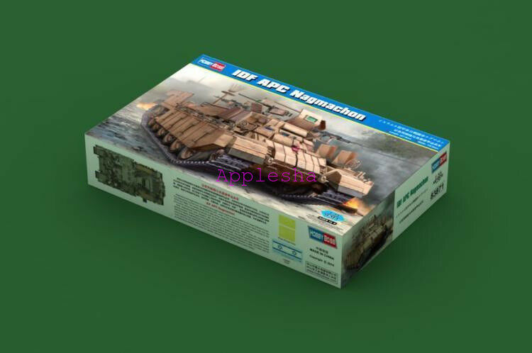Hobbyboss Model 1 35 83871 IDF APC Nagmachon Model Kit