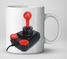 Competition Pro Joystick Mug (Commodore 64 CBM64 Amiga Retro Gaming)