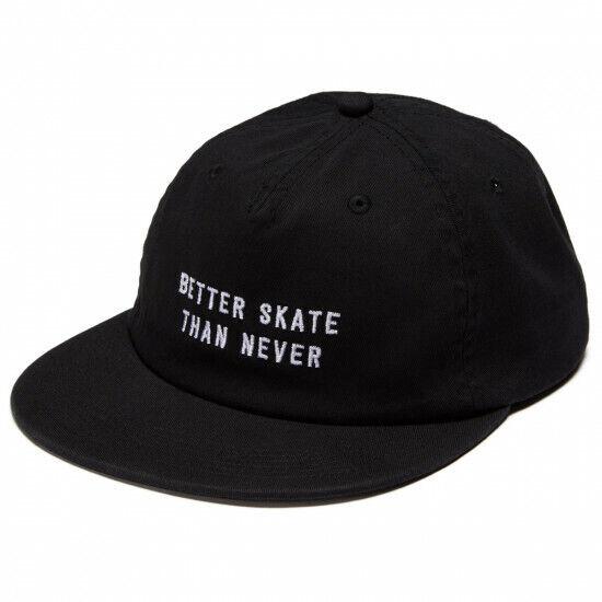 Globe Besser Skate Seichtes Kappe (Schwarz) SP100419