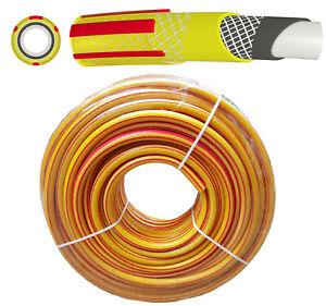 Quality 6 layer kink-resistant  professional grade hose for discerning gardeners