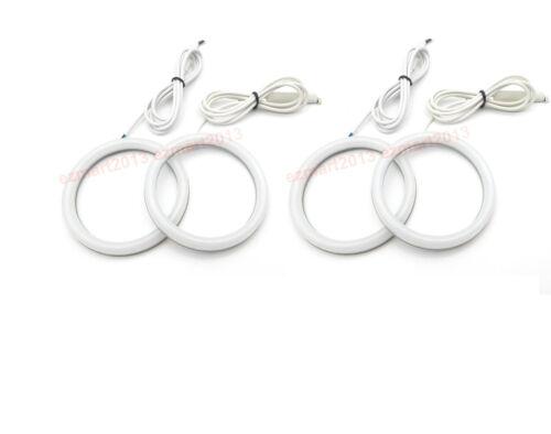 For Chevrolet Corvette C6 05-2013 wifi cotton RGB halo rings LED angel eye rings