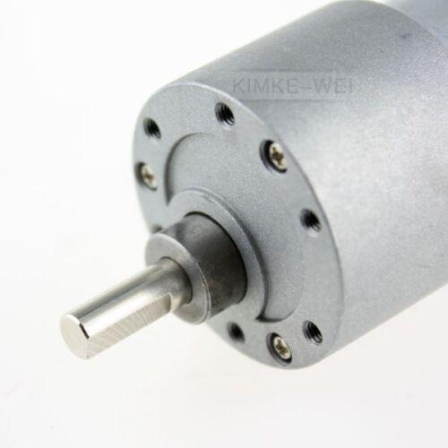 6V DC 15RPM High Torque Gear Box Electric Motor