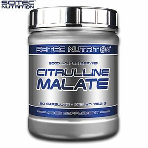 Citrulline-Malate-90-Caps-Pre-Workout-Booster-Nitric-Oxide-Muscle-Pump-amp-Growth