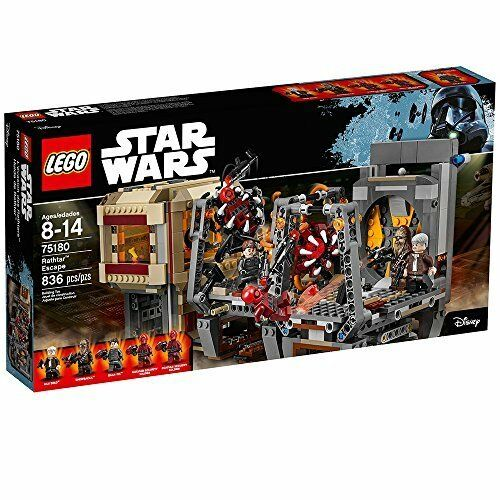Lego Rathtar Escape 75180 Wars Star Nndlfl557 Lego Complete Sets