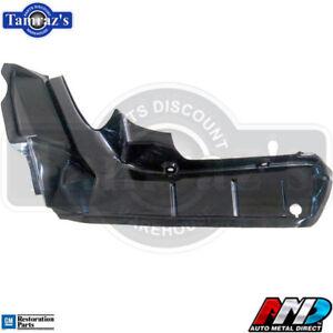 LH 63 Chevy B Body Quarter Panel Trunk Drop Off Filler Extension