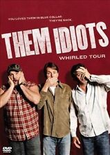 Whirled Tour [DVD] by Them Idiots (DVD, Mar-2012, Warner Bros.)