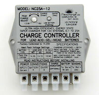 Flexcharge Solar Wind Hydro Turbine Charge Controller Nc25a-24 Hybrid 24 Volt Us