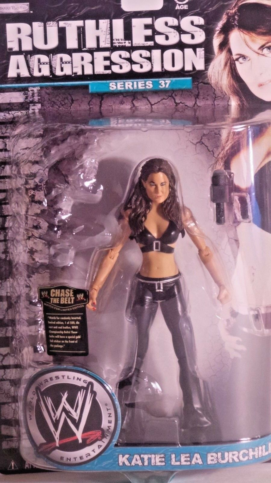 WWE KATIE LEA BURCHHILL RUTHLESS AGGRESSION ACTION FIGURE 017