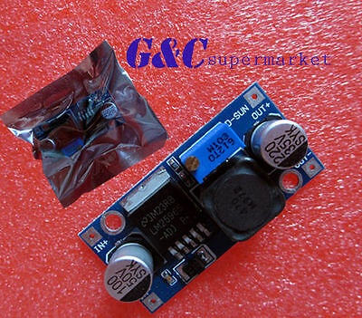 NEW LM2596 DC-DC adjustable power step-down module GOOD QUALITY M13