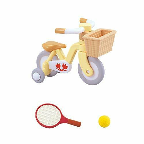 Sylvanian Families Calico Critters KA-306 BICYCLE FOR KIDS 57000 JAPAN