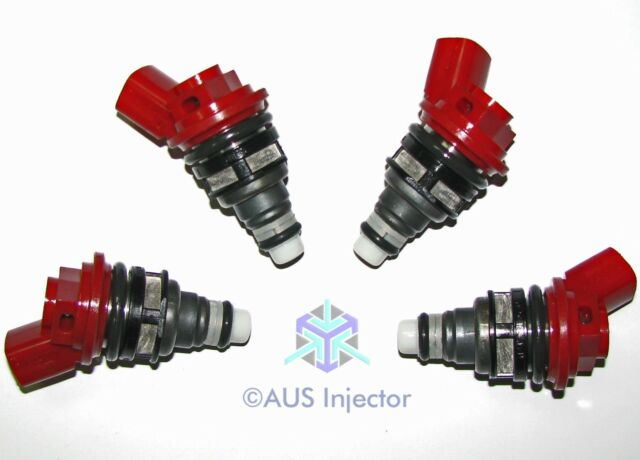 750 cc HIGH FLOW Racing Side Feed Injectors fit SUBARU EJ255 EJ257 [11083-4-0]