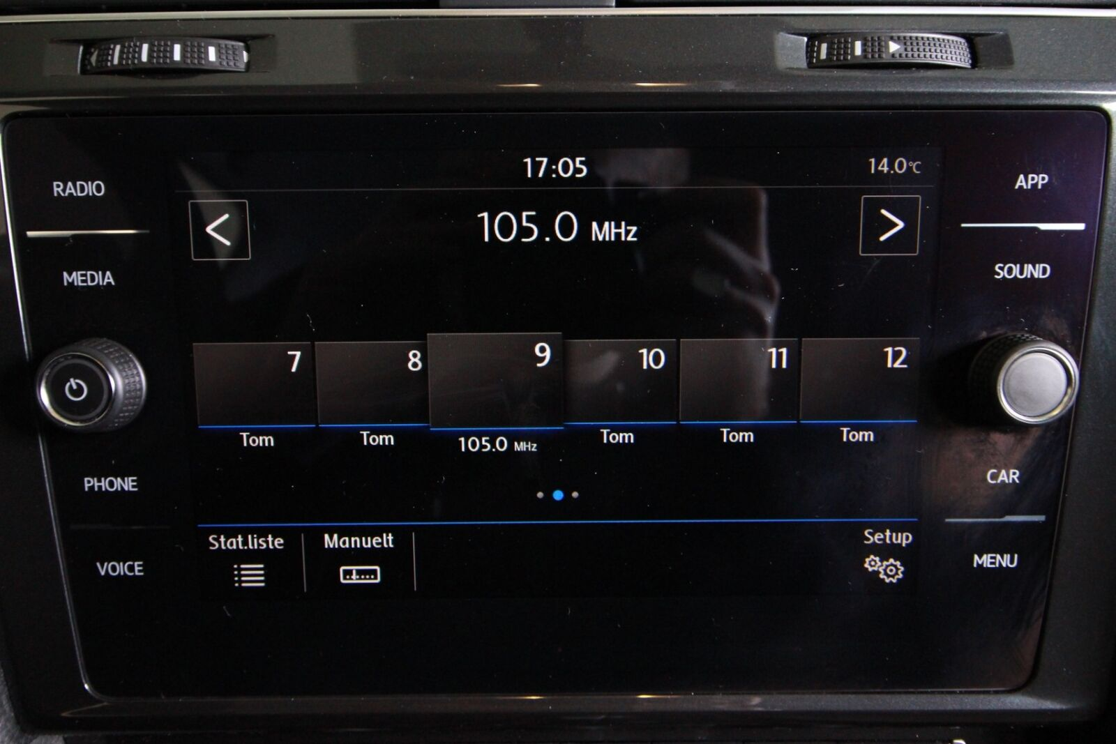 VW Golf VII TDi 150 Comfortline+ Variant DSG