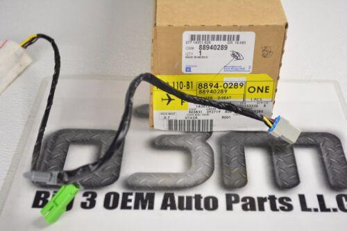 03-07 Chevrolet GMC Cadillac LH Driver Seat Back UPPER heater ELEMENT pad OEM