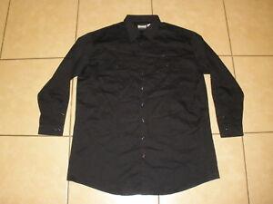 Mens-BLAUER-8704-LS-Uniform-Security-Police-Shirt-2XL-18-Reg-32-5-33-5-NWOT-USA