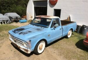 Wanted 1967-1972 C10