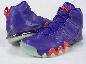 finest selection 23367 2c274 Image is loading Kids-Nike-Air-Max-Barkley-sz-6-7-
