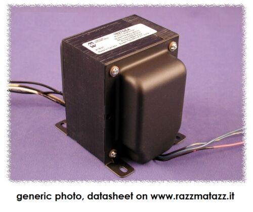 Hammond 1638SEA output Class-A trasformatore d/'uscita S-E 30W 10000 ohm