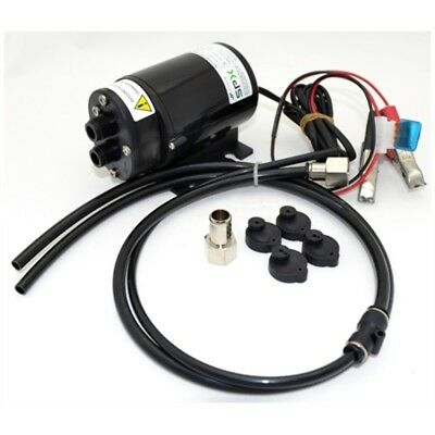 Johnson Pump Gear Oil Change Pump Kit 24V 2.6GPM 80-47508-02 Boat MD