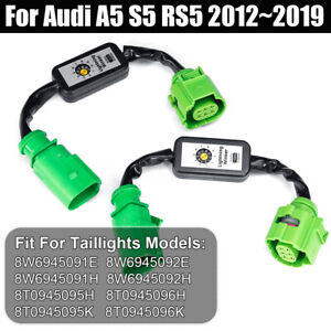 2-x-Dynamic-Turn-Signal-Indicator-LED-Taillight-Module-For-Audi-A5-S5-RS5-12-19