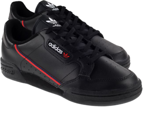 Details about Adidas Continental 80s Trainers Adidas Boys Junior Leather School Shoes Trainers