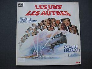 disque-33-tours-musique-de-film-les-uns-et-les-autres