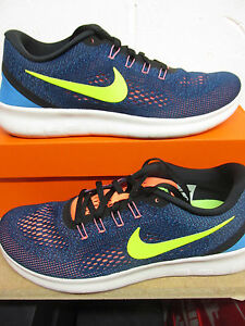 check out 5b507 c5289 Image is loading Nike-free-RN-mens-running-trainers-831508-501-