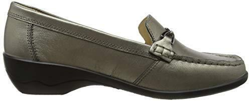 Extra Fit Größe 5ee 7 Wide Padders Flache Ellen Zinn Müßiggänger 5ee Leder Schuhe 3 Yfgvb76y