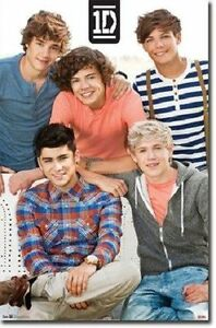 MUSIC-POSTER-1D-One-Direction-Group-Shot-Members-22x34-034-Original-Trends-NEW-5781