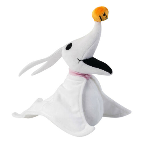 Disney Nightmare Before Christmas Zero Soft Stuffed Plush Toy 8 inch