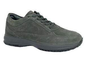 ENVAL SOFT 8212033 scarpe casual pelle nabuk grigio