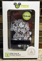 Disney Parks Houndstooth Mickey Htc Thunderbolt Android Smartphone Clip Case