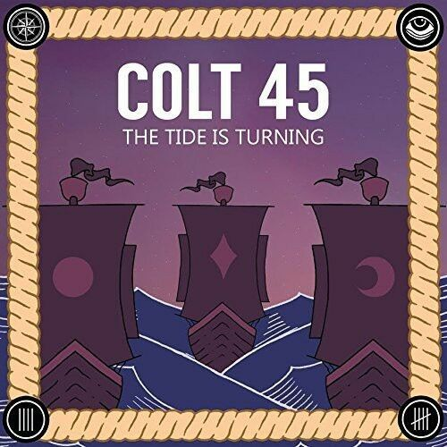1 of 1 - Colt 45 - Tide Is Turning [New CD] UK - Import