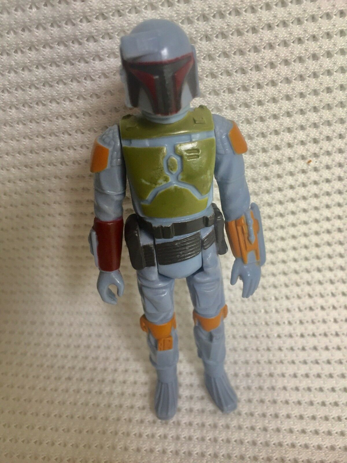 Vintage Star Wars Boba Fett CPG 1979 Taiwan Dark Braun Belt Bounty Hunter