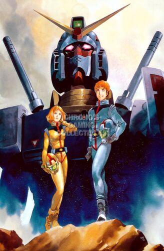 ANI068 RGC Huge Poster Mobile Suit Gundam Anime Poster Glossy Finish