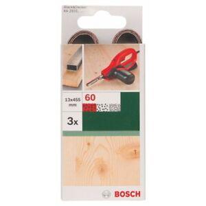 Bosch-Powerfeile-3x-Schleifbaender-13-x-455mm-K60-fuer-Black-amp-Decker-2609256238
