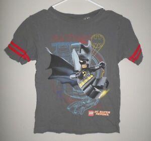 Lego Batman Movie Boys T-Shirt Dark Knight Tee New